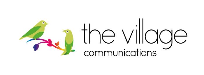 The Village Communications Logo