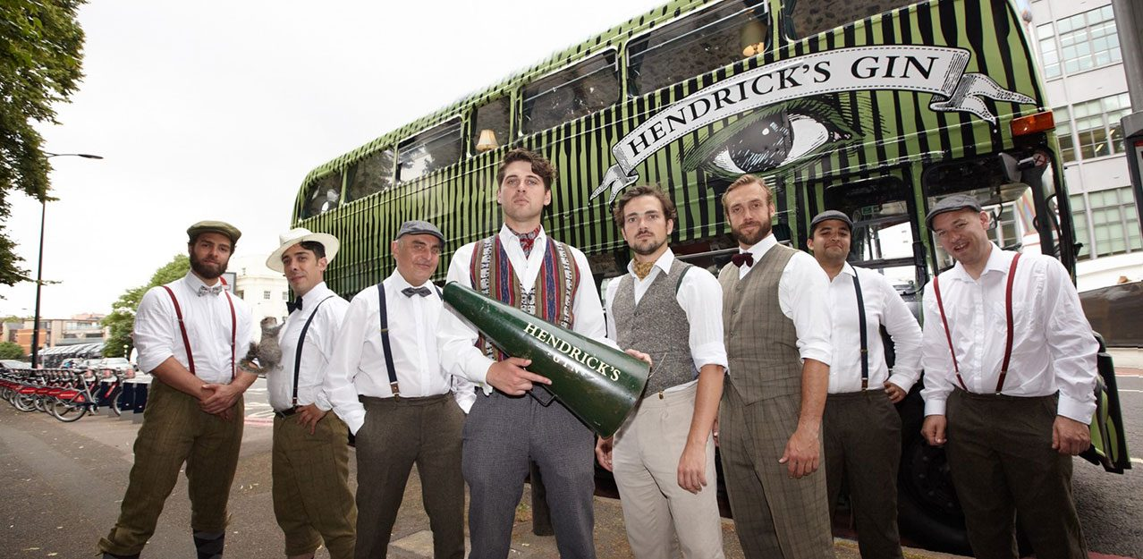 Hendricks Gin campaign photo 2