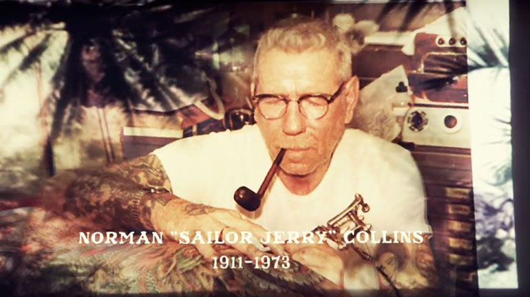 Sailor Jerry campaign photo 1