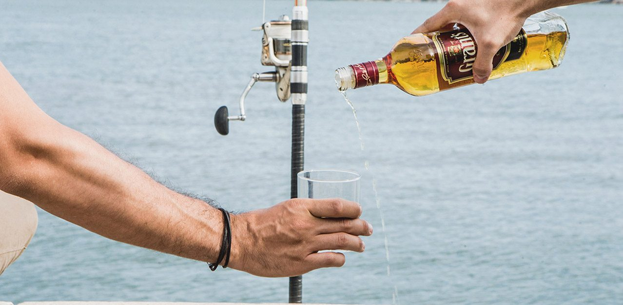 Grants Whisky campaign photo 1