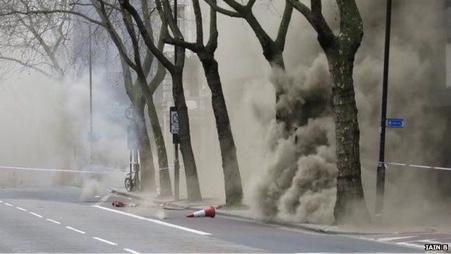 Holborn Fire photo 1