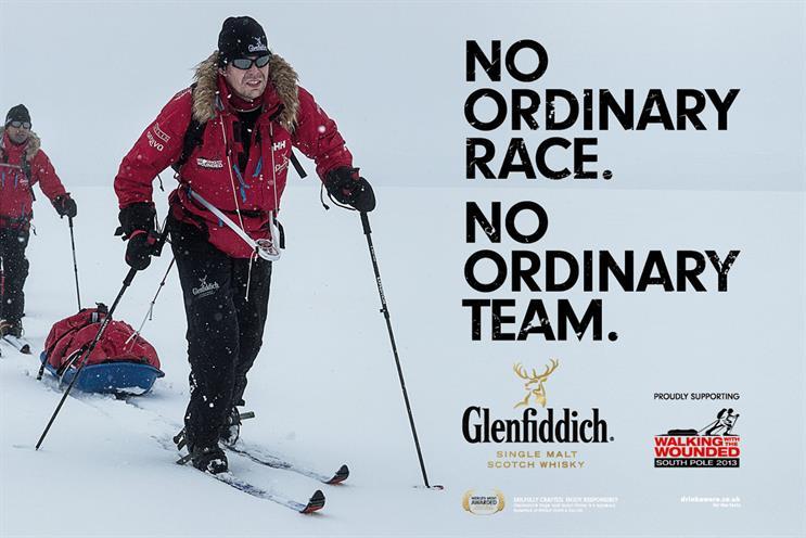 Glenfiddich campaign photo 1